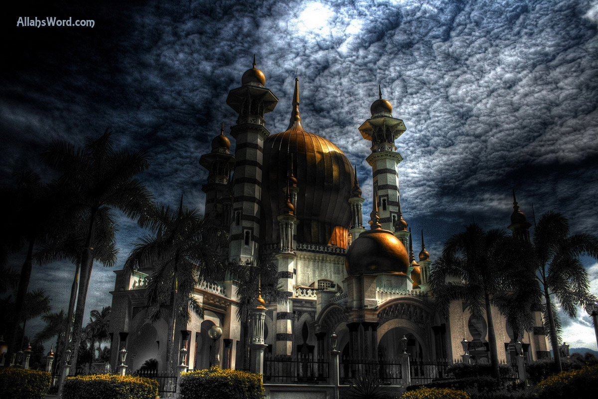 mosque hd wallpapers for desktop backgrounds with masjids
